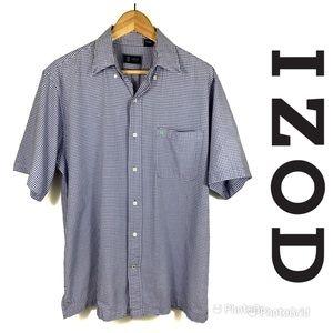 LIKE NEW IZOD Button Down Shirt Sz M